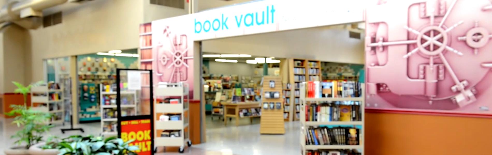 book vault slide
