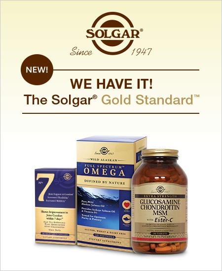 Vitamin World Coupon – Solgar
