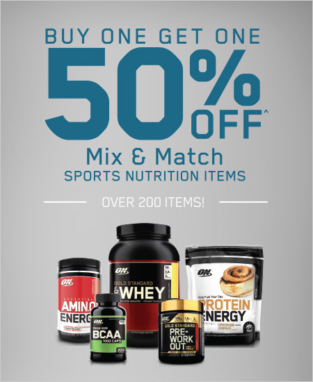 Vitamin World – Buy One Get One 50% OFF