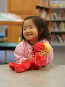 Preschool Storytime @ In the Library