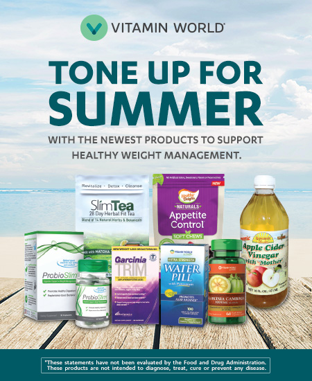 World Tone Up for Summer