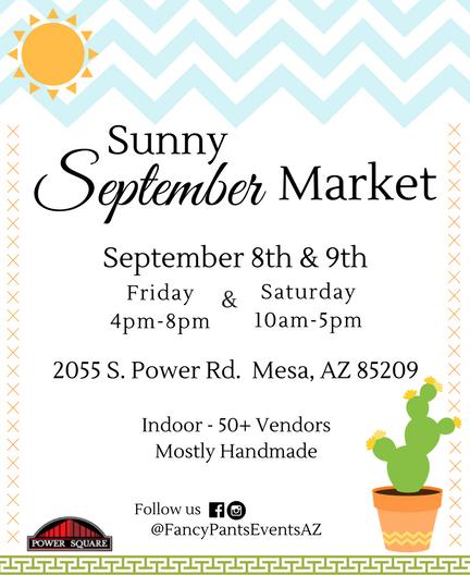Sunny September Market