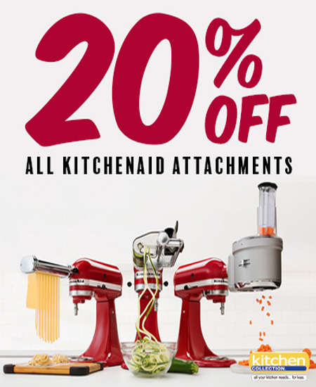 KitchenAid Attachment SALE