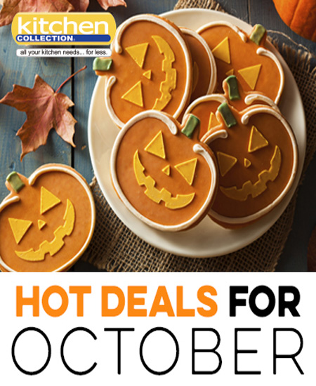 KitchenAid October Sales Events and Promotions