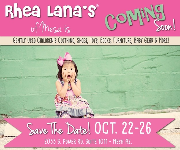 Rhea Lana's of Mesa is Coming Soon!