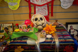 Dia de los Muertos for Adults @ Saguaro Room (125)