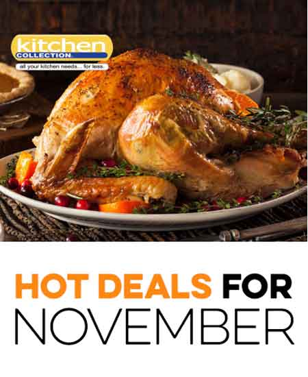Kitchen – Hot Deals for November