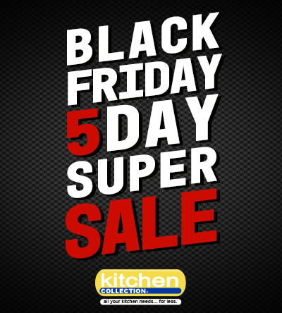 Black Friday 5-Day Super Sales Event