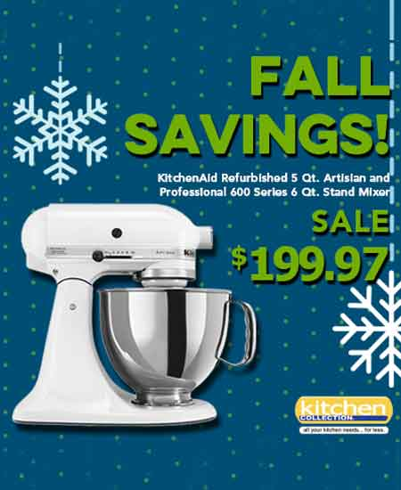 Kitchen – Fall Savings