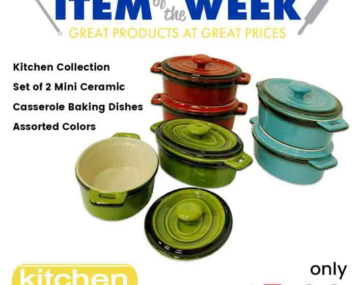 Kitchen – Item of The Week