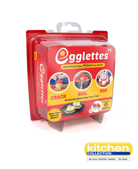 Kitchen Collection – Egglettes Egg Cooker