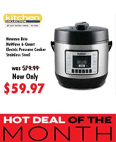 Kitchen Collection – Hot Deals For July