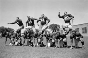 When Football Was Football: History of the Cardinals @ Saguaro Room (125
