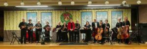 Heralding the Holidays with the East Valley New Horizons Orchestra @ Saguaro Room (125